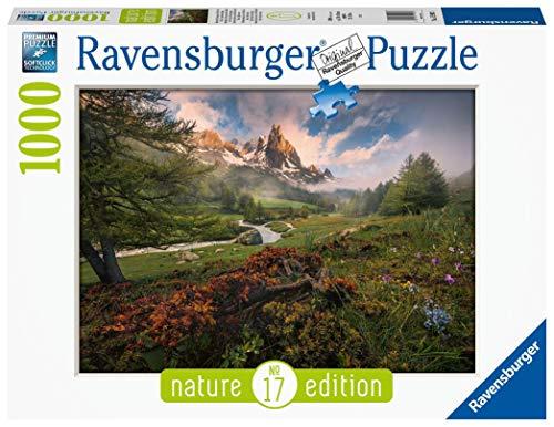 Ravensburger Puzzle 15993 - Malerische Stimmung im Vallée - 1000 Teile Puzzle für Erwachsene und Kinder ab 14 Jahren, Puzzle mit Landschafts-Motiv