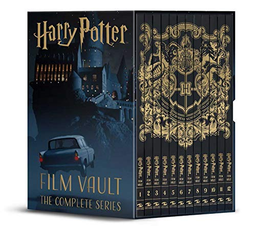 Harry Potter: Film Vault: The Complete Series: Special Edition Boxed Set