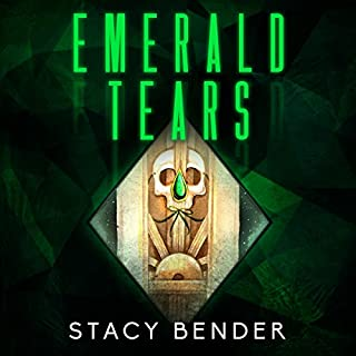 Emerald Tears audiobook cover art