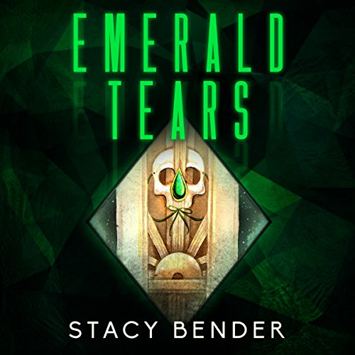 Emerald Tears audiobook cover art