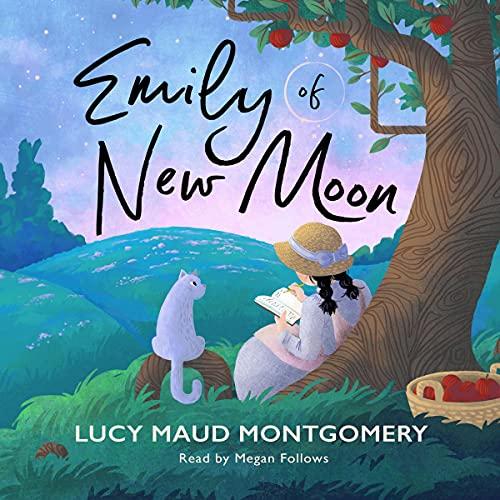 Emily of New Moon cover art