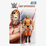 """HP UK WWE - Serie 99 - Rey Mysterio- Figura de Acción, Lleva a Casa la Acción de La Aprox 6""""..."""