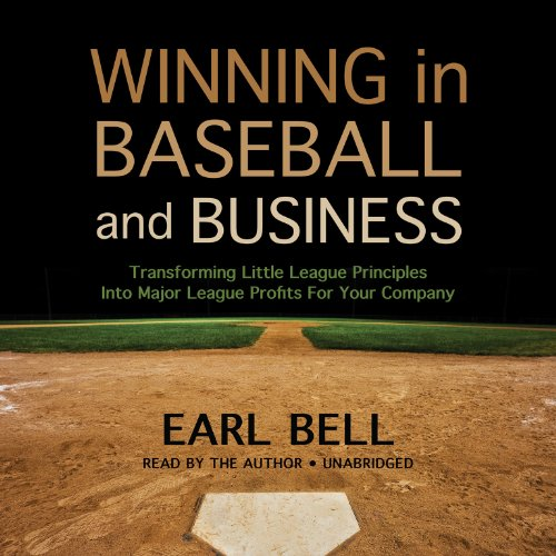 Winning in Baseball and Business audiobook cover art