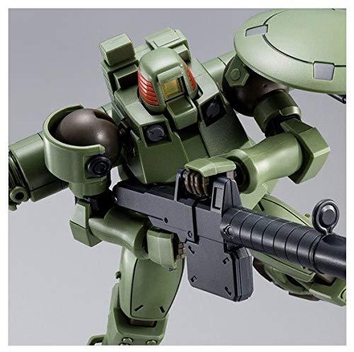 Bandai 1/144 HG OZ-06MS Leo Full Weapon Set