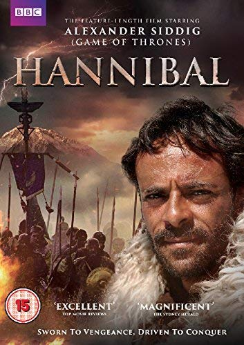 Hannibal ( Rome's Worst Nightmare - Sworn to Vengeance, Driven to Conquer. ) BBC film. [DVD] [UK Import]