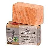 Jabón Zorro D'Avi | Jabón Natural Ecológico de Arcilla | 120 gr | Exfoliante para Pieles Grasas...