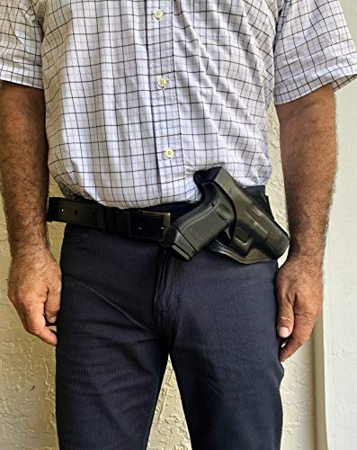 Falco Cross Draw Holster for Glock 19