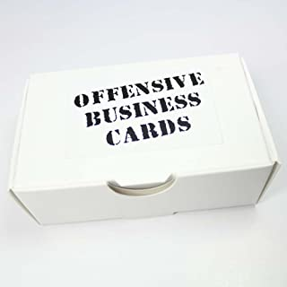 Offensive Business Cards by ThisIsWhyImBroke