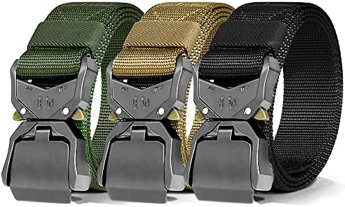 Top 10 Best tactical belts for men