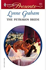 The Petrakos Bride (The Greek Tycoons Book 2) Kindle Edition