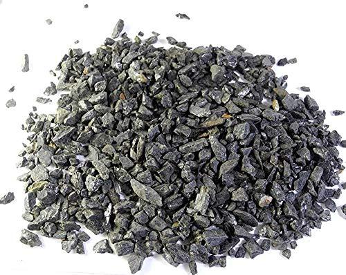 ブラックトルマリン原石 (長径約0.5cm~1.5cm) 1kg A01S-3