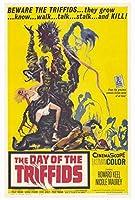 ザ・デイ・オブ・ザ・トリフィッド ポスター 映画 (27 x 40インチ - 69cm x 102cm) (1963)