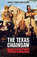 TEXAS CHAINSAW MASSACRE MOVIE HORRORSAWYERSポスターカラーアートプリントポスターウォールアートウォールデコレーション写真ホームオフィスデコレーション20x28inch-50x70cmフレームなし