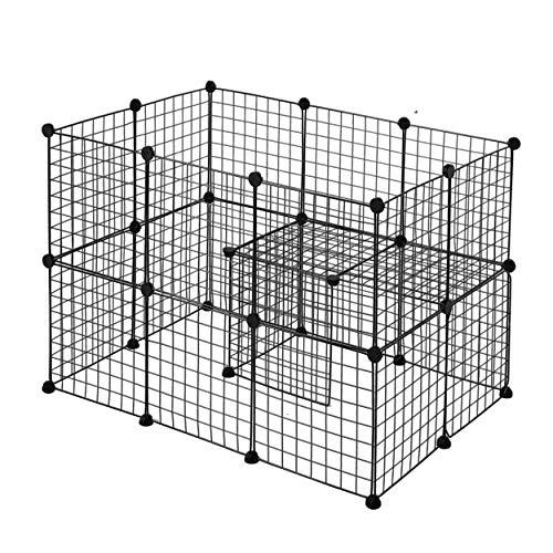 Youke Design DIY Portable clôture pour Petits Animaux,...