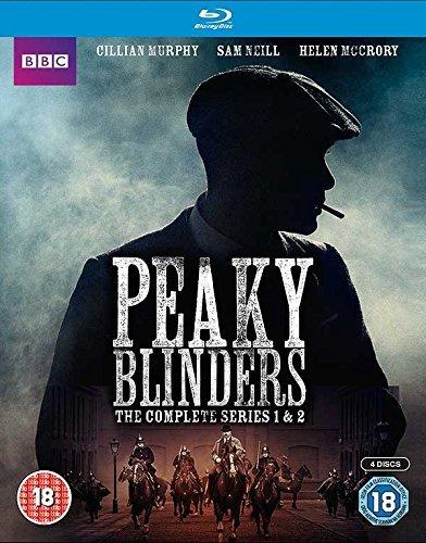 Peaky Blinders: Series - Season 1-2 [Blu-ray]