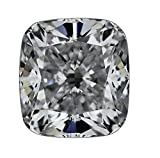 GIA Certified Cushion Cut Natural Loose Diamond 1.5 Carat E Color VVS2 Clarity - 1 1/2 Ct