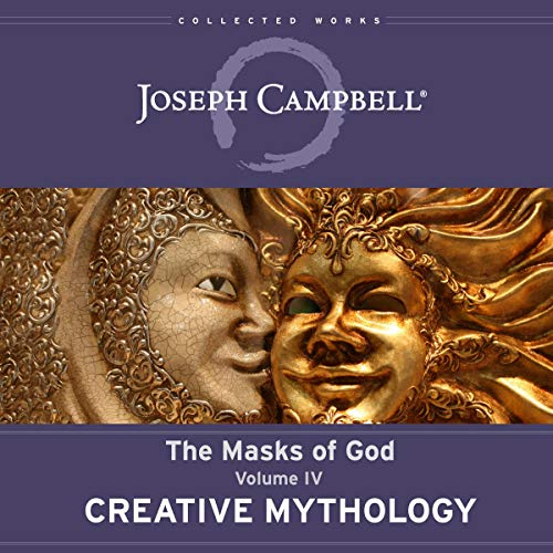 Creative Mythology audiobook cover art