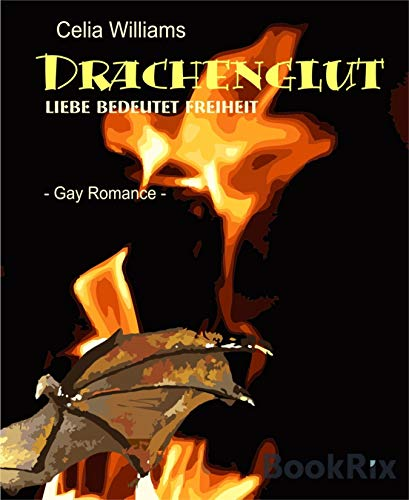 Drachenglut - Liebe bedeutet Freiheit: Gay Romance / Fantasy (Drachengefährten 2)