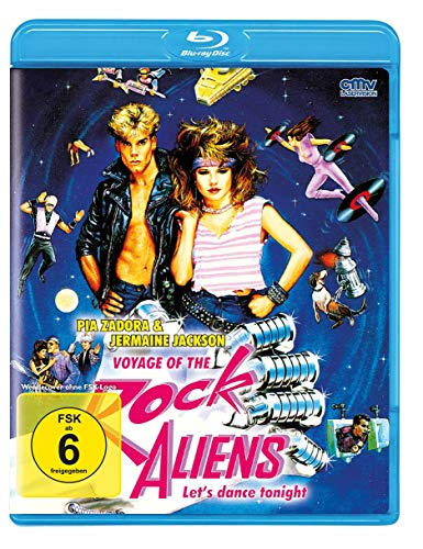 Voyage of the Rock Aliens [Blu-ray]