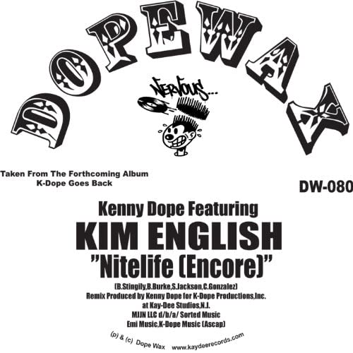Kenny Dope feat. Kim English