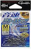 がまかつ(Gamakatsu) スナップ 音速パワースナップ (徳用) M 80lb 36.2kg 24個 67851