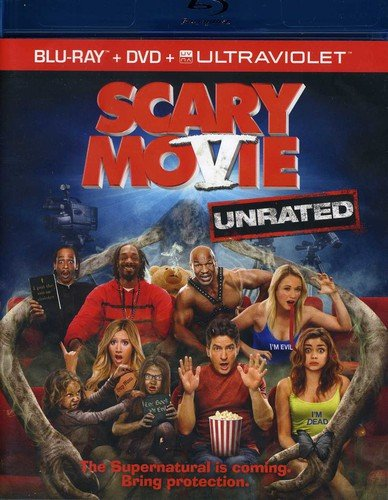 Scary Movie 5 (Unrated) (Blu-ray + DVD + UltraViolet)