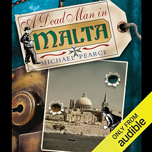 Couverture de A Dead Man in Malta