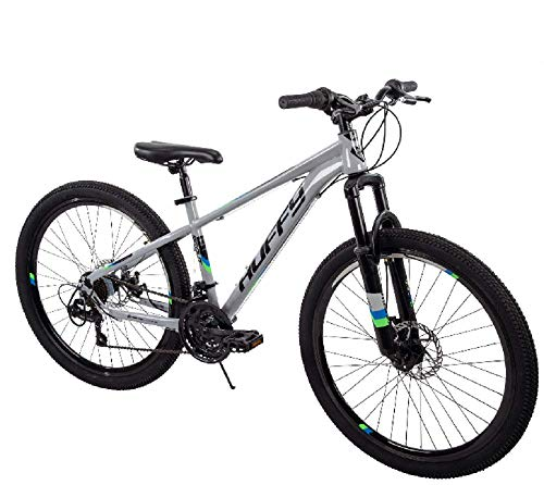 Huffy 26 Mens Hardtail 21-Speed with Disc Brakes Mountain Bike