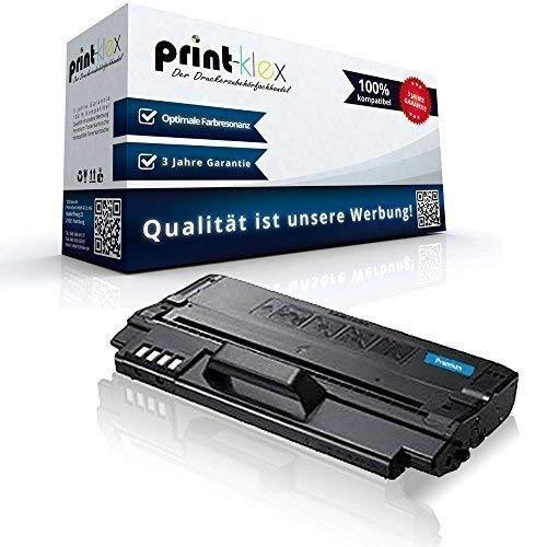 Kompatible Tonerkartusche für Samsung ML 1630 ML 1630W ML 1631K ML 1631KG SCX 4500 SCX 4500W MLD 1630AELS MLD1630A MLD-1630A ML 1630A MLD 1630A ELS Toner Black Schwarz XXL