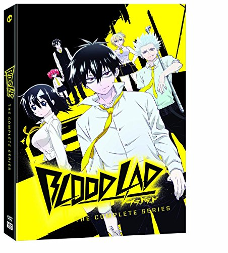 Blood Lad-Complete Series [DVD ONLY]