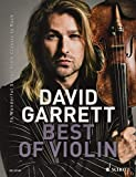 David Garrett Best of Violin ED23140 - 16 Wonderful Songs from Classic to Rock - Pinza para partituras con forma de corazón