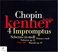 4 Impromptus by F. Chopin (2010-02-09)