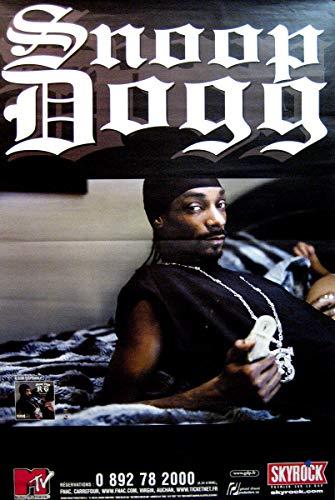 Snoop Doggy Dogg RIESENPOSTER Giant Poster R&G Rhythm & Gangsta The Masterpiece