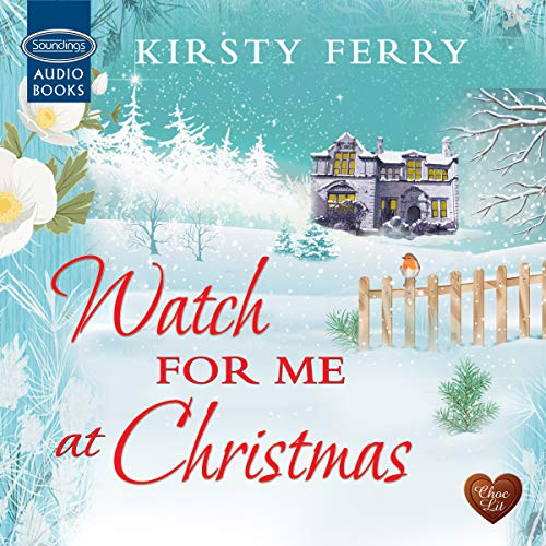 Watch for Me at Christmas audiobook cover art
