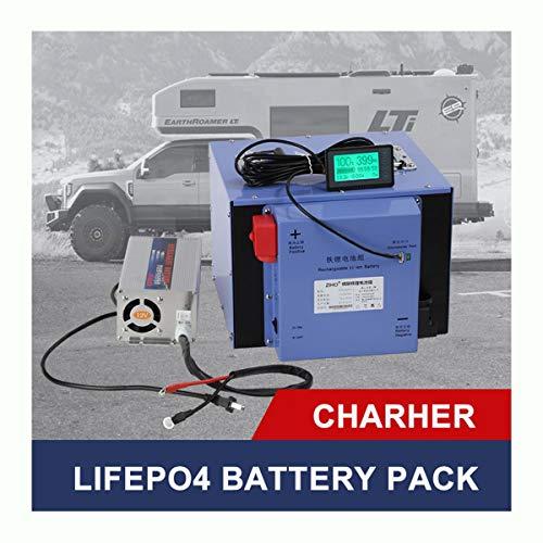 Paquete De Baterías LiFePO4 Baterías De Ciclo Profundo