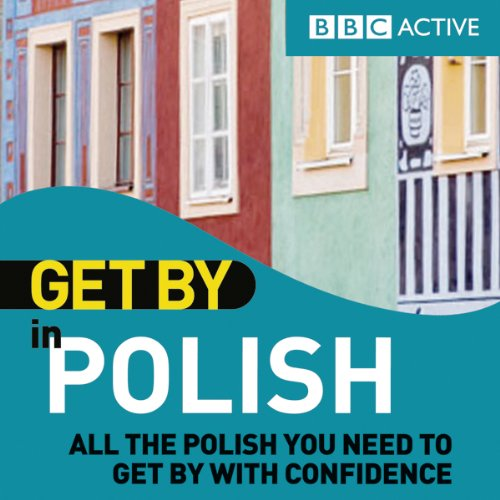 Get By in Polish audiobook cover art