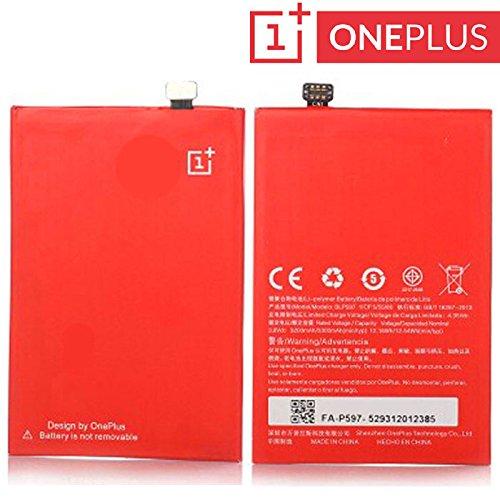 Batteria Originale per One Plus 2-3200 mAh LI-Ion BLP597 Bulk