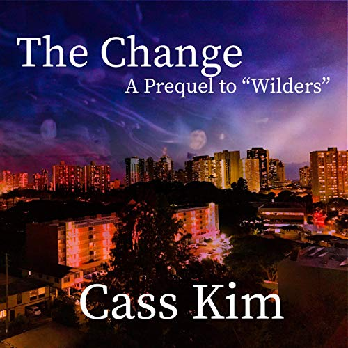 The Change audiobook cover art