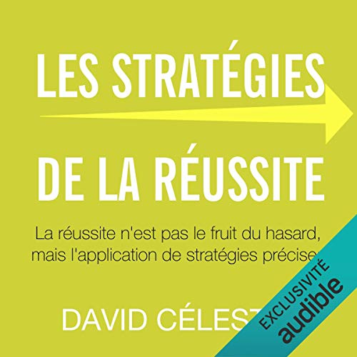 Les stratégies de la réussite cover art