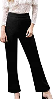 ارفع الكارثة درب Negro Paolian Pantalones De Mujer Verano 2018 Pantalones De Vestir Encaje Palazzo Cintura Alta Pantalones Perspectiva Natural Soap Directory Org
