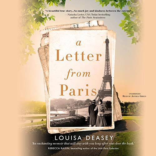 A Letter from Paris cover art