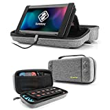 Hard Storage Case Compatible with Nintendo Switch, tomtoc Original Protective...