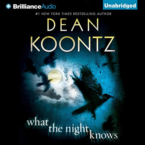 What the Night Knows audiobook cover art