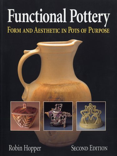 Functional Pottery: Form and Aesthetic in Pots of Purpose download ebooks PDF Books