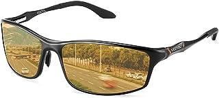 Night Vision Driving Glasses for Men Women Anti Glare...