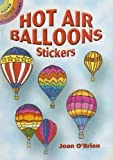 Hot Air Balloons Stickers (Dover Stickers)