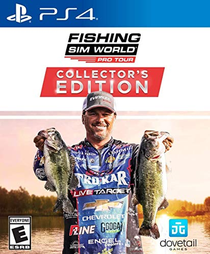 Fishing Sim World Pro Tour Collector's Edition (PS4) - PlayStation 4