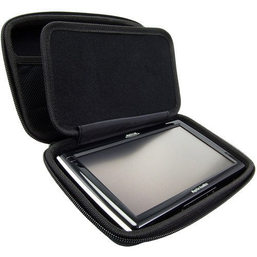 Extra Large Hard Shell Carry Case for Garmin Nuvi 2757LM, Nuvi 2797LMT, RV 760LMT 7' GPS