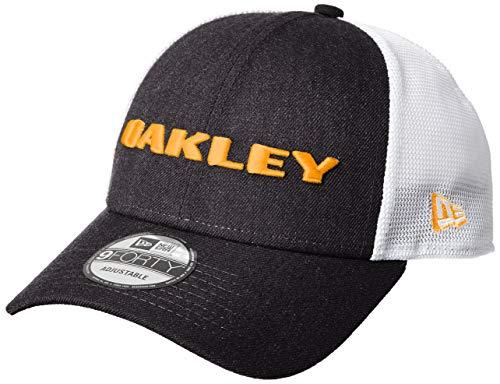 Oakley Herren 911523-6AC-U Beanies, Blau, Einheitsgröße