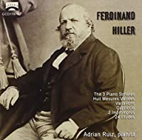Hiller: Works for Piano Solo (2009-07-07)